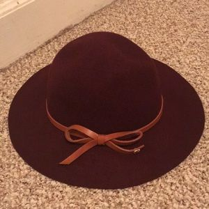 Victoria Secret wool hat.